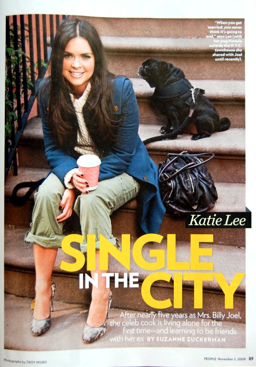Katie Lee Joel front pg