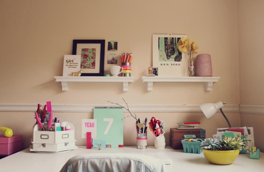 Workspace | Ann-Marie Morris
