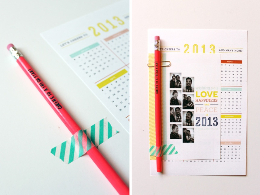 new years cards | ann-marie loves paper