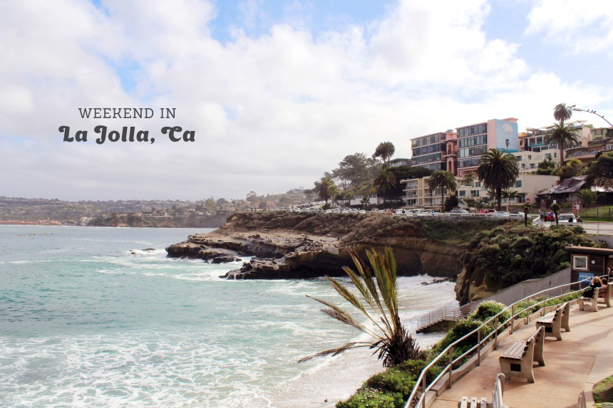weekend in la jolla | ann-marie loves paper
