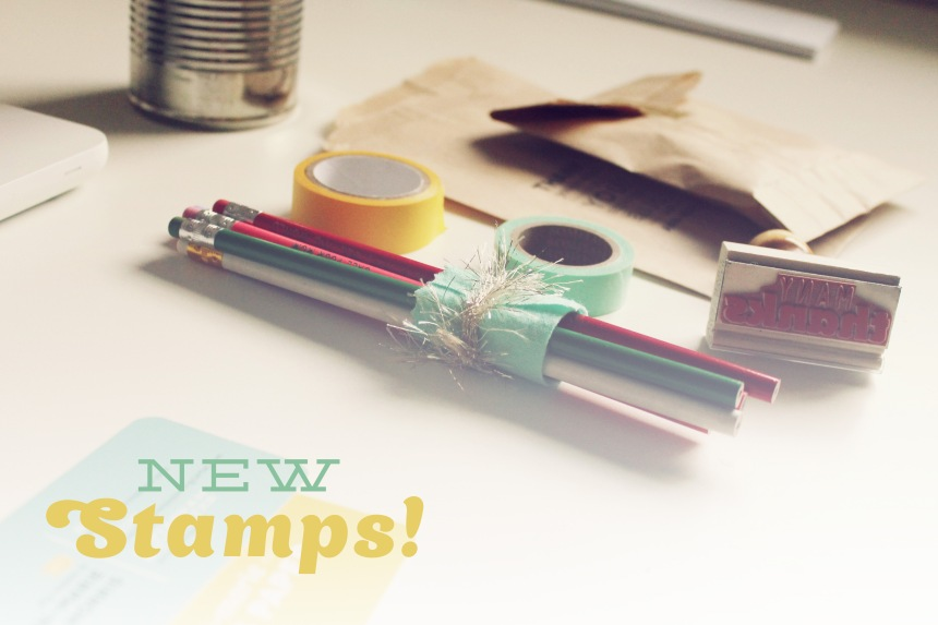 Shop Update | Ann-Marie Loves Paper