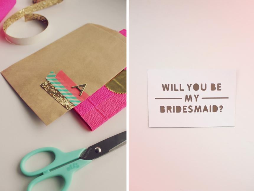 bridesmaid cards | ann-marie loves paper
