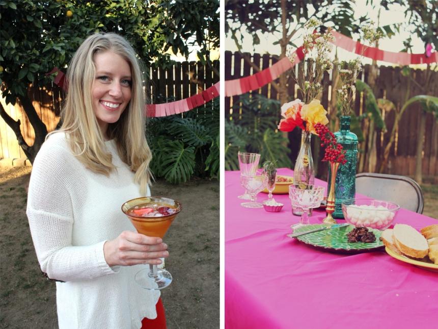 Valentine's Engagement Party | Ann-Marie Morris
