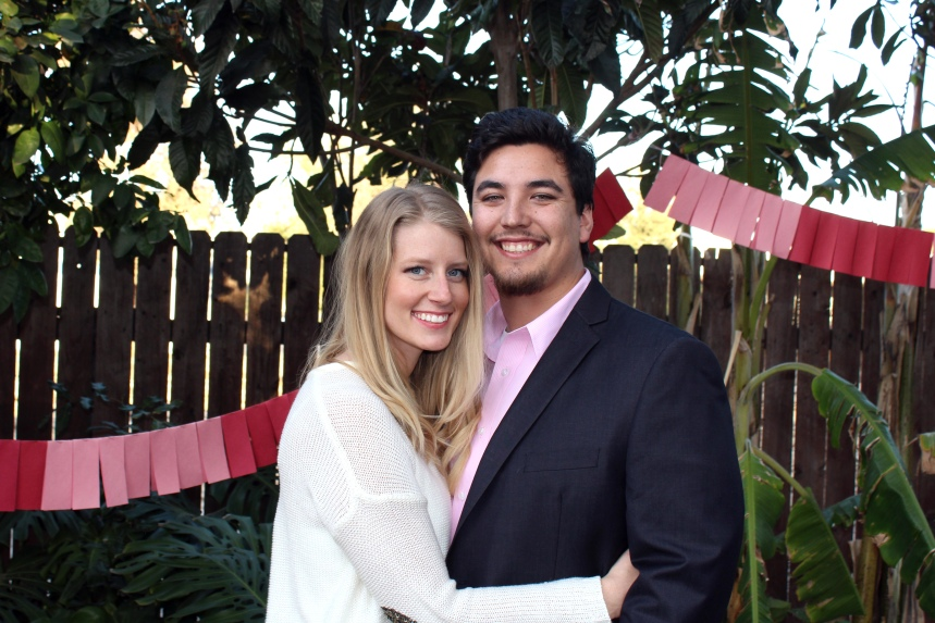 Valentine's Engagement Party | Ann-Marie Morris