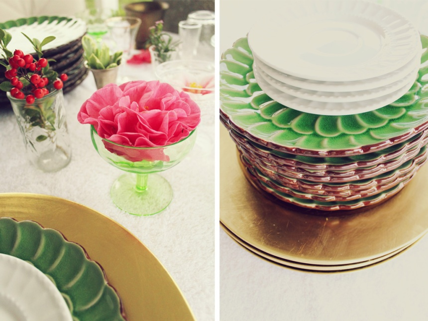 adventures in table setting | ann-marie loves paper