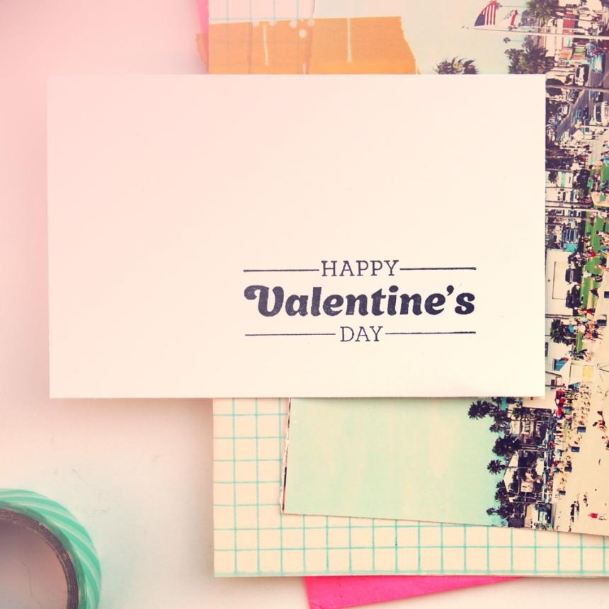 Happy Valentine's Day | Ann-Marie Loves Paper