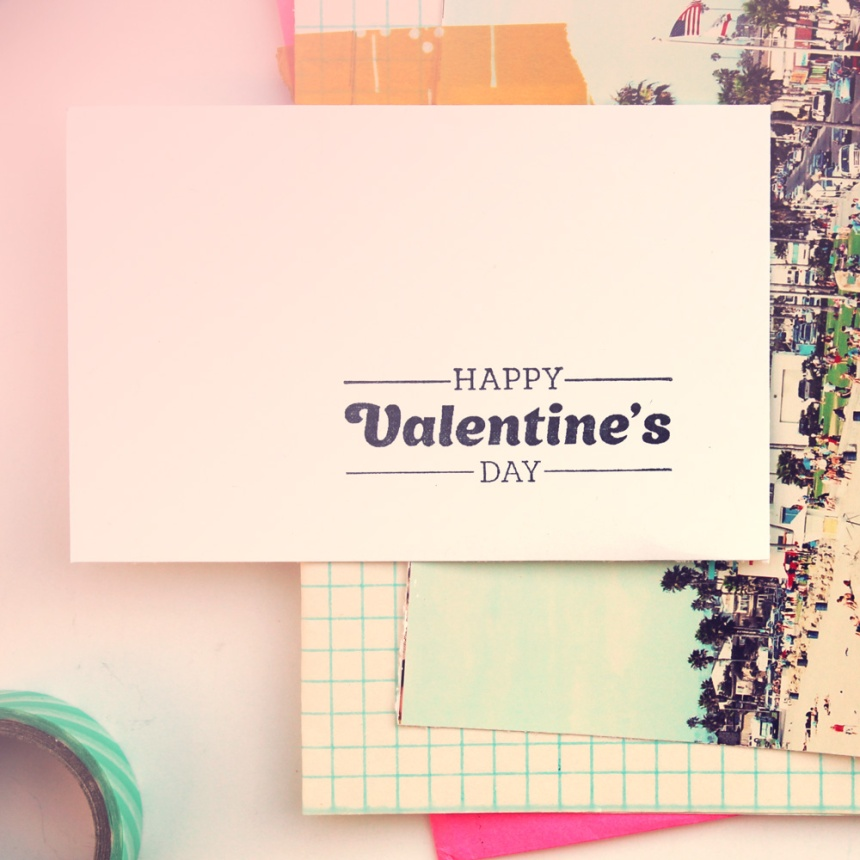 Happy Valentine's Day | Ann-Marie Loves Paper
