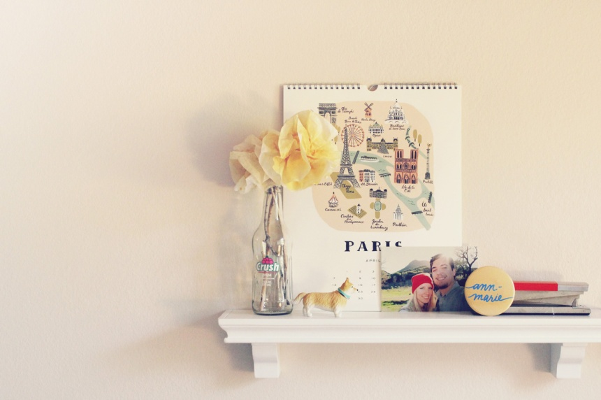 Workspace Wednesday | Ann-Marie Loves Paper