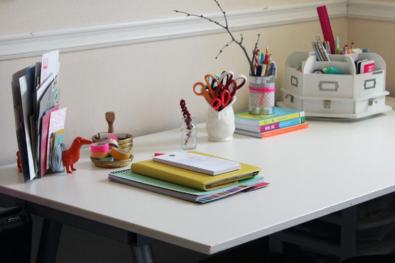 Workspace Wednesday | Ann-Marie Morris