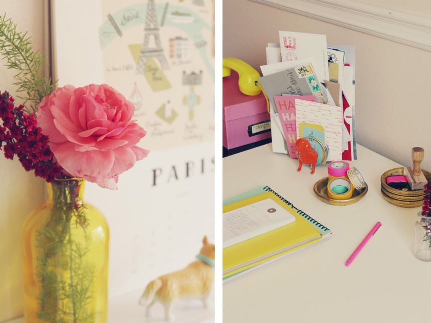 Workspace Wednesday | Ann-Marie Morris