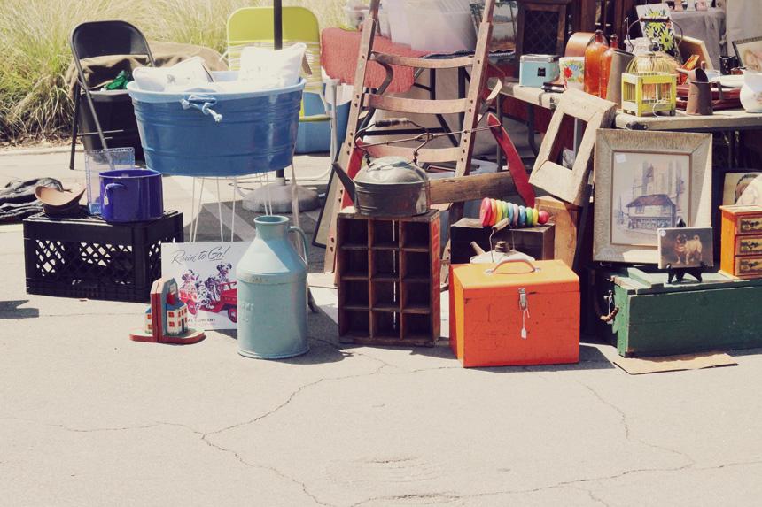 topanga vintage market | ann-marie morris