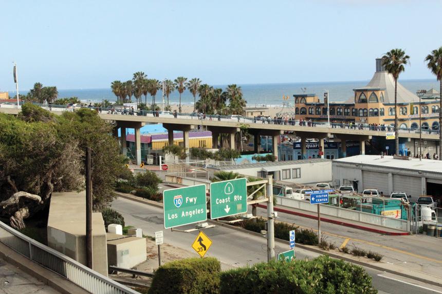 Santa Monica | Ann-Marie Morris
