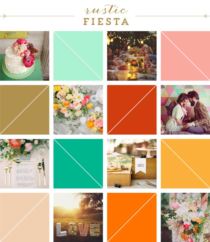Rustic Fiesta Wedding | Ann-Marie Morris