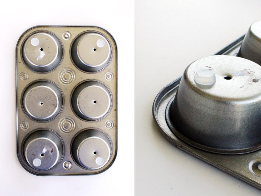 DIY Muffin Tin Planter | Ann-Marie Loves Paper