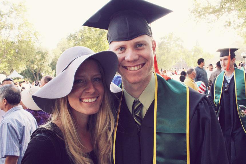 andy's graduation | ann-marie morris