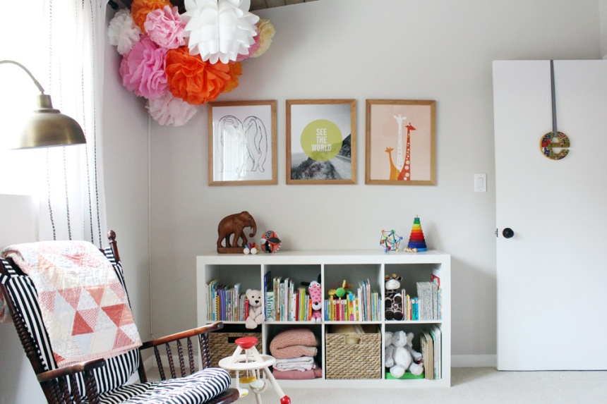 Elise Blaha Cripe's Nursery | Photo by Ann-Marie Morris