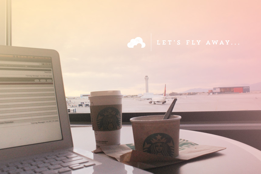 Let's Fly Away | Ann-Marie Loves Paper